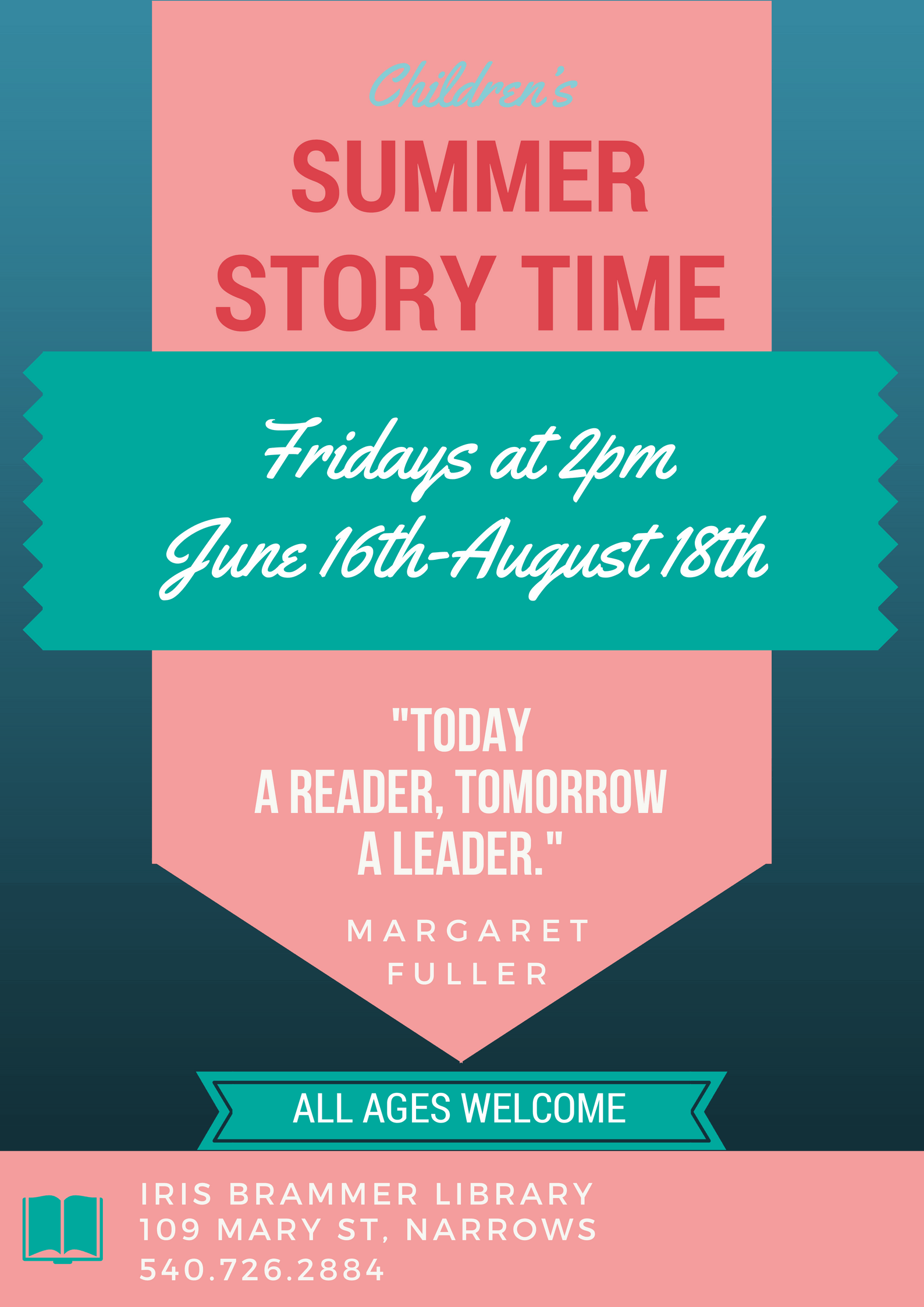 Summer Story Time
