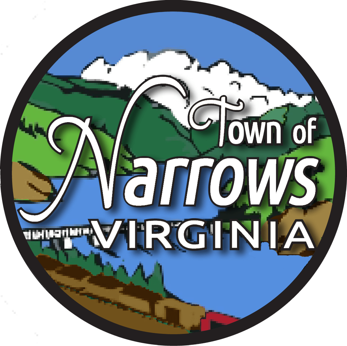 Town of Narrows